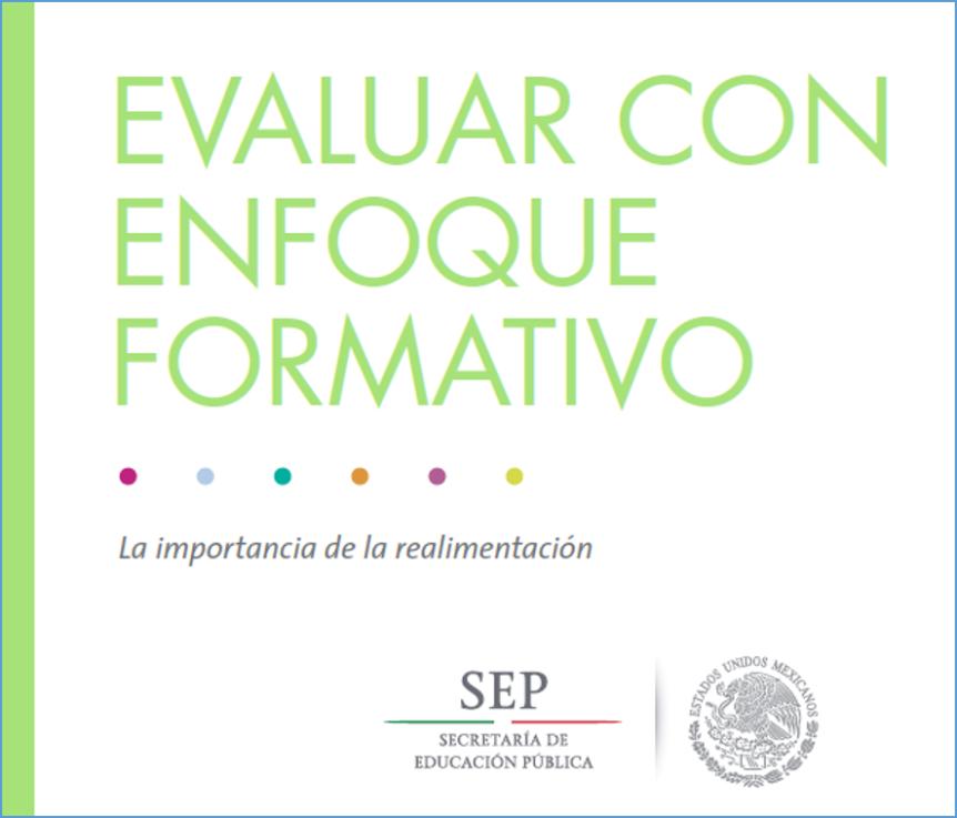 EVALUAR CON ENFOQUE FORMATIVO 4